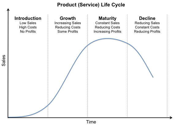 The company lifecycle