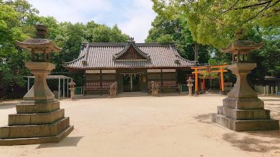 白鳥神社(羽曳野市)