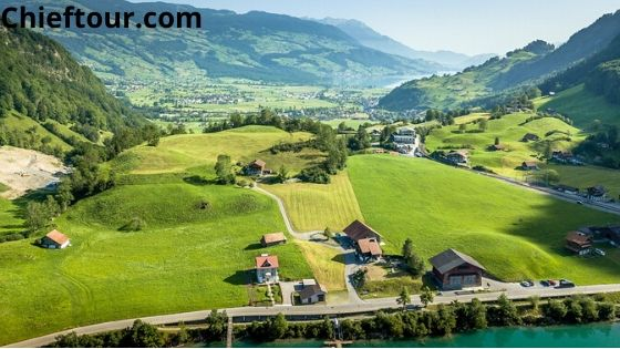 Switzerland beautiful places for tourisms