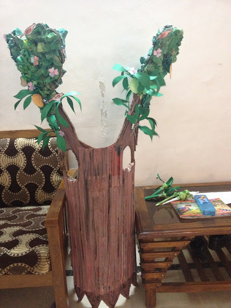 Great Ideas And Positive Thoughts Green - Tree