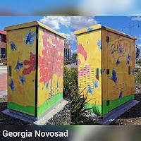 Wodonga NBN Art | Georgia Novosad