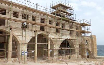 ληρώνεται σε λίγες μέρες η πλήρης ανακαίνιση του ναού του Απ. Ανδρέα, στην Καρπασία