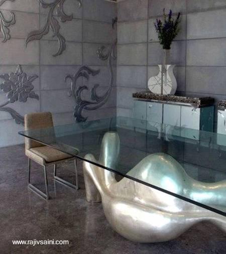 Un ambiente interior de la casa