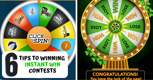 6 Tips to Winning Instant Wins