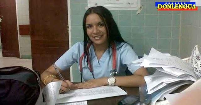 MUY RARO | Falleció la Doctora que atendió a los intoxicados de Aragua