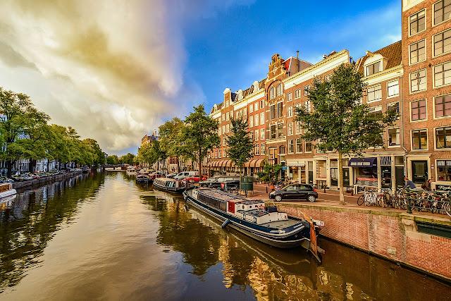 Dicas para um roteiro básico em Amsterdam