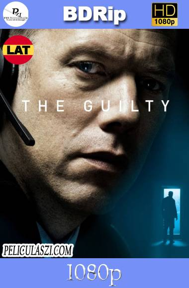 El Culpable (2018) HD BDRip 1080p Dual-Latino