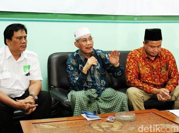 Penganut NU Khittah Nahdliyyah Imbau Ma'ruf Amin Mundur dari Rais Aam