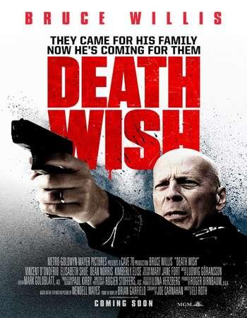 Death Wish 2018 Hindi Dual Audio HDCAM Full Movie Download