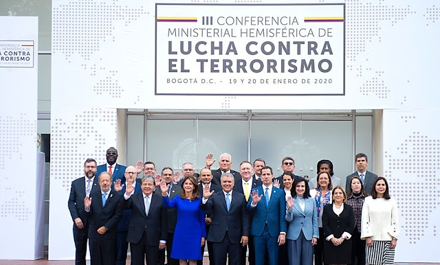 Tercera Conferencia Ministerial Hemisférica de Lucha contra el Terrorismo