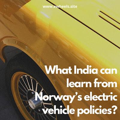 Norway's electric vehicle policies