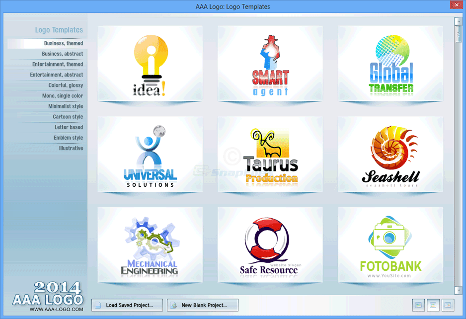 Free Download Software AAA Logo Full Key - Tips And Trick