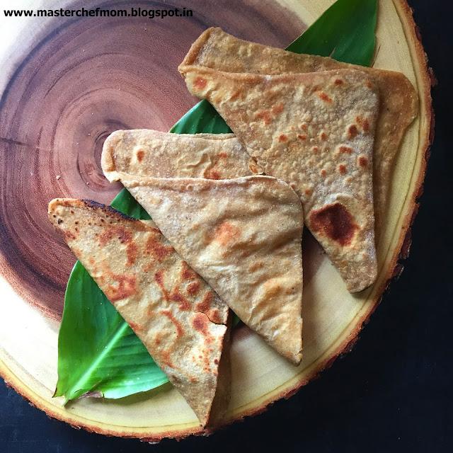 Madakku Chapathi Recipe