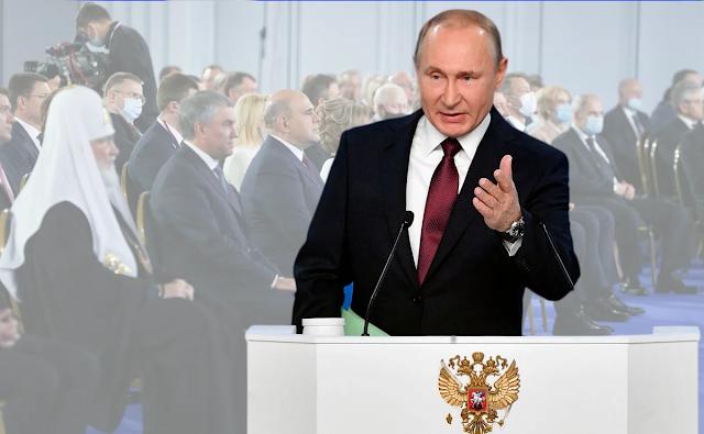Послание В. Путина Федеральному собранию – что радует, а что расстраивает