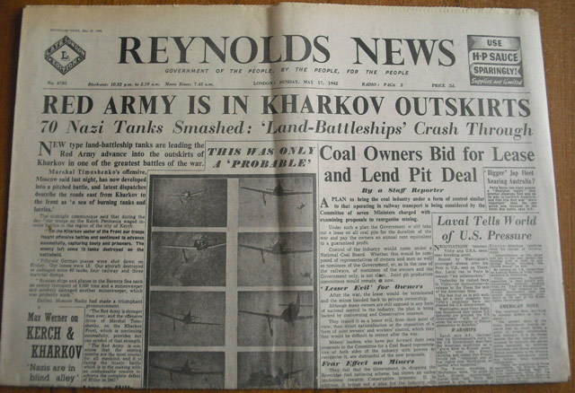Reynolds News of 17 May 1942 worldwartwo.filminspector.com