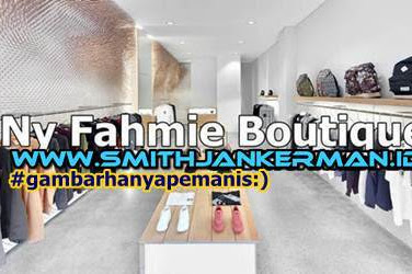 Lowongan Butik & Laundry Ny. Fahmie Pekanbaru Juli 2018