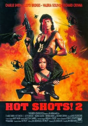 Hot Shots! Part Deux 1993 DVDRip 700mb