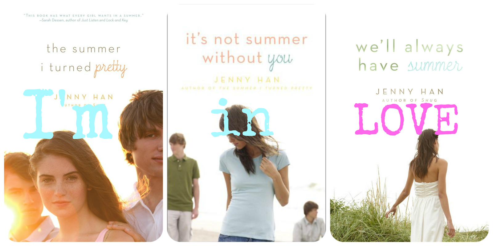 Let Me Cross Over : Book Talk: The Summer I Turned Pretty