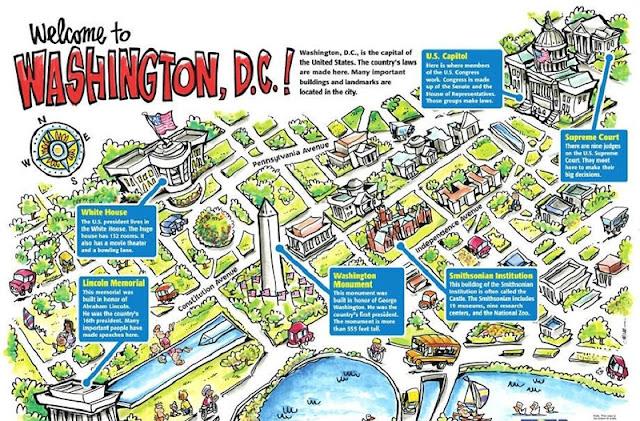 Quinto e último dia em Washington