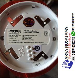 Jual Smoke Detector 55000 alarm indicating LED di Jepara