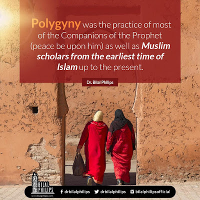 Polygyny is an ideal solution for women who want to get married and are accepted by a husband who recognizes the benefit of a good wife| Islamic Marriage Quotes by Ummat-e-Nabi.com