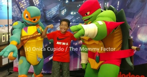 The Mommy Factor: NYC Family, Travel & Tech: Rise of TMNT