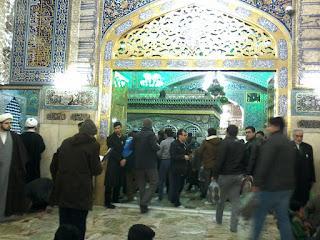 Aqidah Syiah: Barangsiapa Berziarah ke Imam Ja'far akan Diampuni Dosa-dosanya & tidak Meninggal dalam Keadaan Fakir
