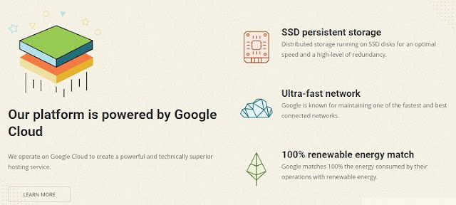SiteGround Cloud Services