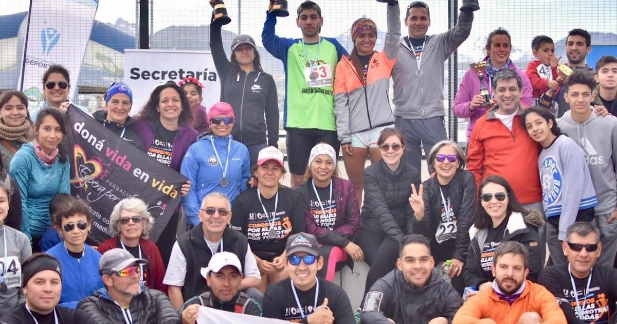 Ushuaia: Este Domingo 8 se realizará la Maratón por el Día de la Mujer | Portal La TDF