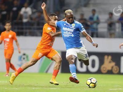 Victor Igbonefo kembali bergabung Persib Bandung