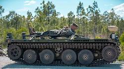 Thủy quân lục chiến Hoa Kỳ đánh giá phương tiện robot hạng nhẹ