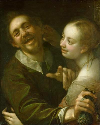 Um Casal - Hans Von Aachen e suas pinturas ~ Um grande pintor do estilo maneirista