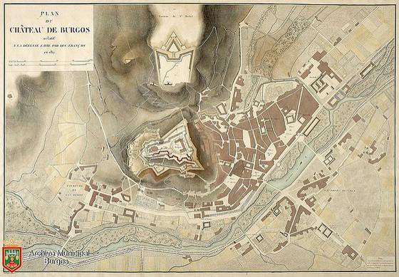 imagen_burgos_castillo_cerro_san_miguel_mapa_plano_archivo_burgos