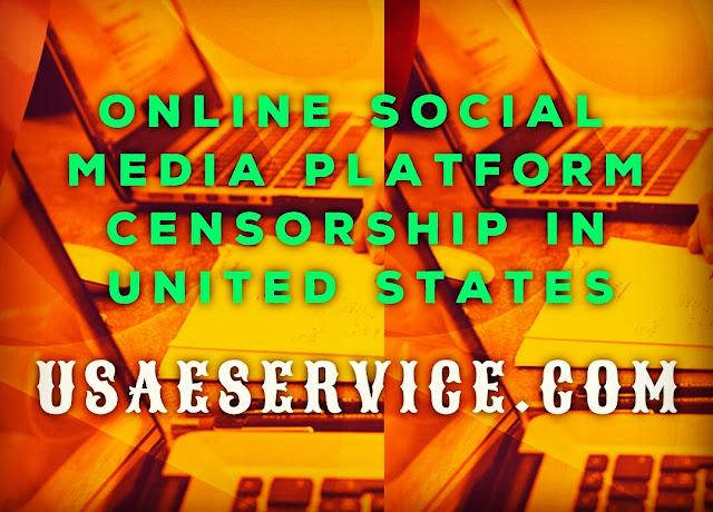 Online Social Media In United States