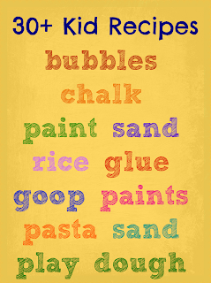 30+ Kid Recipes from Busy Kids Happy Mom
