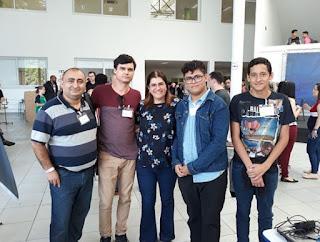 Alunos de Miracatu são destaques no programa Inova Robótica 2019