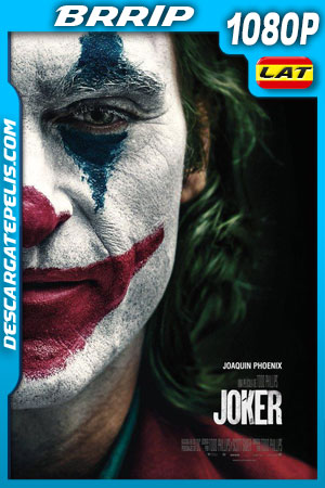 Joker (2019) HD 1080p BRrip Latino – Ingles