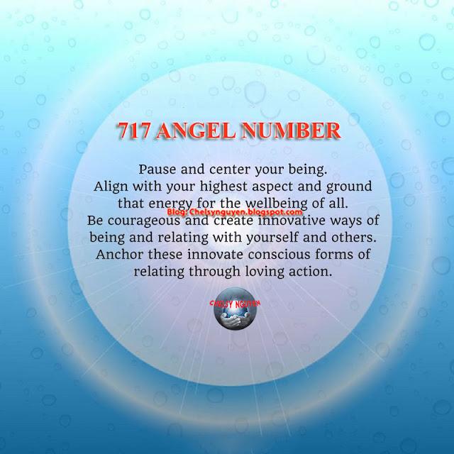 717 Angel Number Meaning | Ý nghĩa số thiên thần 717