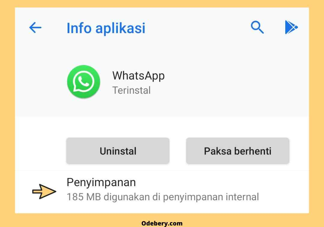 Pesan whatsapp tidak masuk jika tidak dibuka