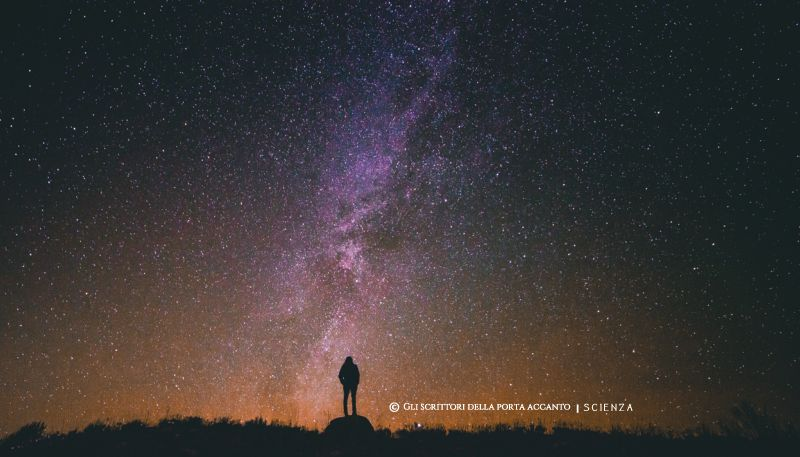 Scoprire l'Universo - Gli scrittori della porta accanto