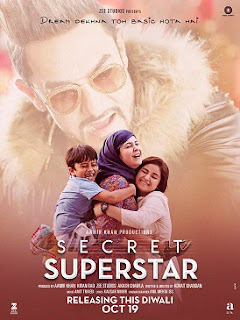 Secret Superstar 2017 Download in 720p Bluray