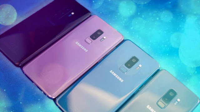 رسمياً سامسونج اعلنت عن اجهزة GalaxyS9 و GalaxyS9Plus