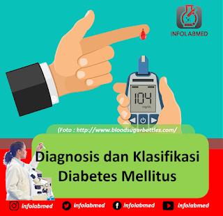 Diagnosis dan Klasifikasi Diabetes Mellitus