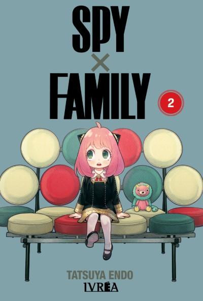 Manga: Review de SPYxFAMILY Vol.2 de Tatsuya Endo