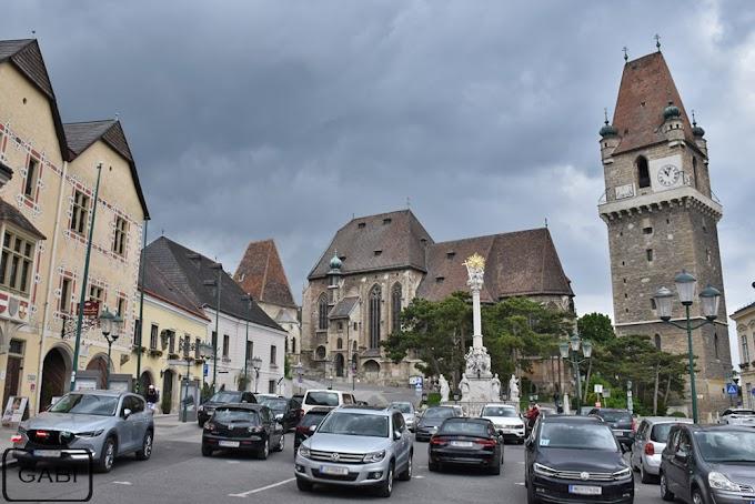 Pochmurny Perchtoldsdorf