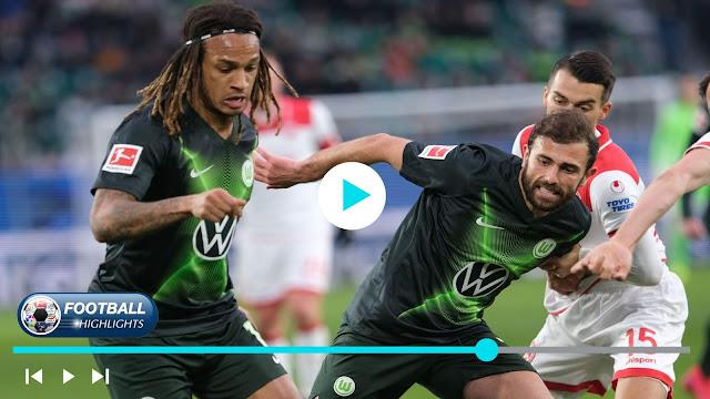 Wolfsburg vs Fortuna Düsseldorf – Highlights