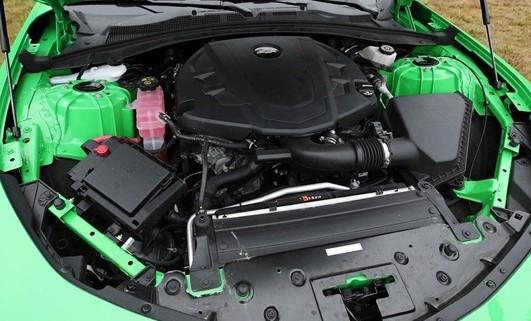 2017 Chevrolet Camaro V-6 1LE Manual