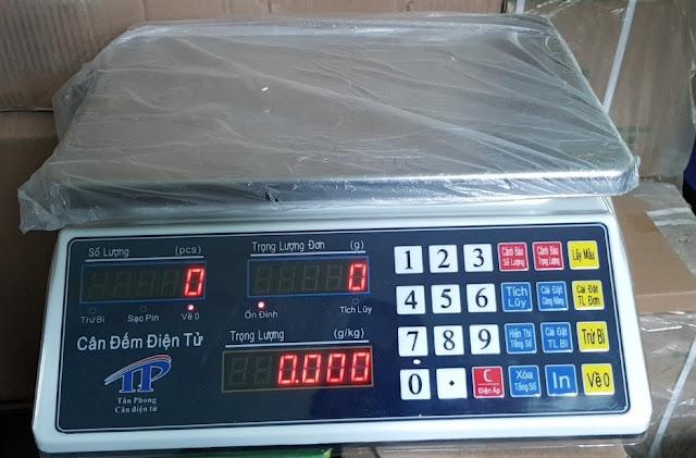 Cân tiểu ly điện tử 3kg, 15kg, 30kg