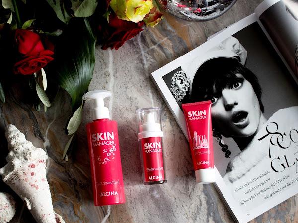 Neuheiten aus der Skin Manager Reihe von Alcina