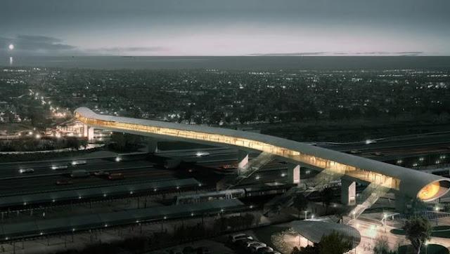 "جسر ""كوجي نورث"" لـ ""COBE"""